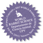 World Rabbit Sciencie - Departamente de Ciencia Animal. UPV